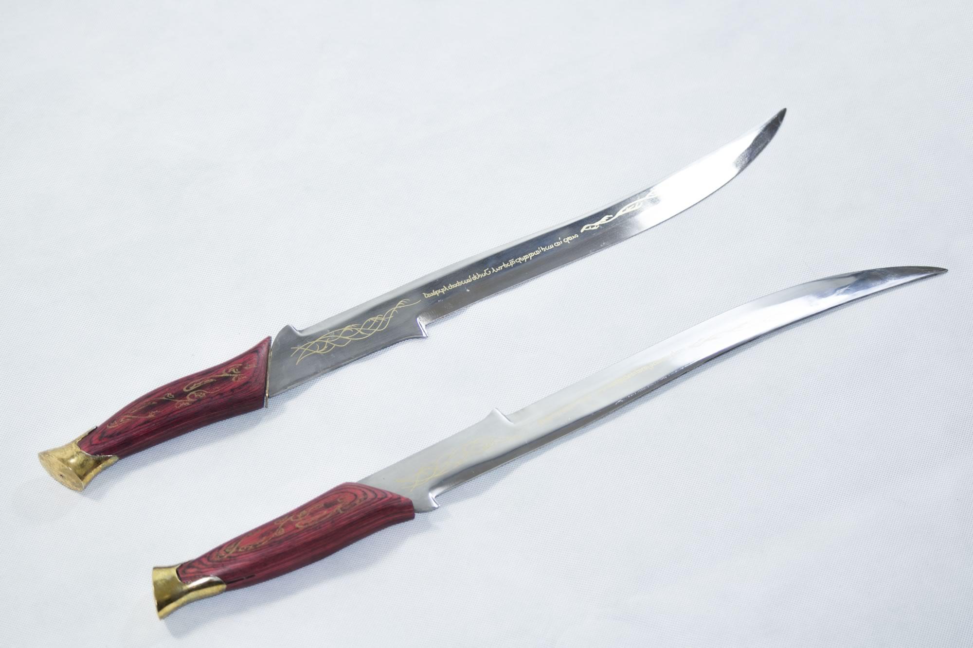 Knives of Legolas - £49.50 - Dragon Reborn