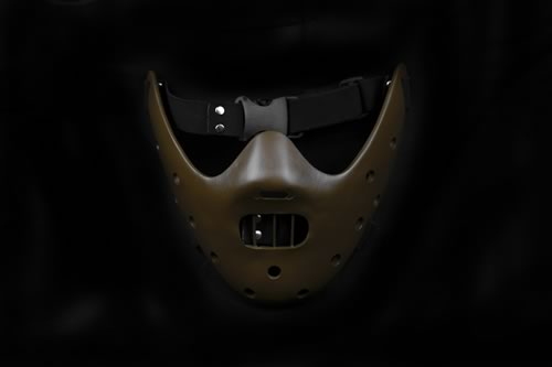 Hannibal Lector Mask 163 24 99 Dragon Reborn