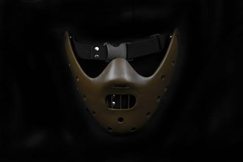 Hannibal Lector Mask 163 24 99 Dragon Reborn