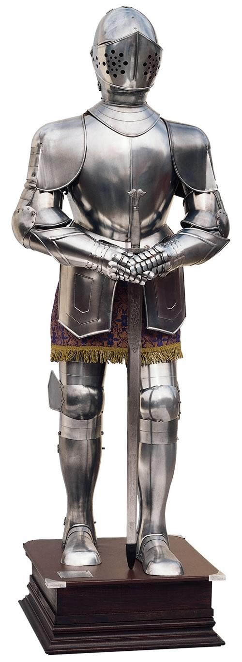 English Knight Suit of Armour - £820.00 - Dragon Reborn